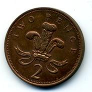 1994  2 PENCE - 1971-… : Monnaies Décimales