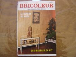 1971 LE BRICOLEUR Plans Conseils Bricole Et Brocante SOMMAIRE EN PHOTO N° 69 - Science