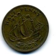 1966  HALF PENNY - 1971-… : Monnaies Décimales