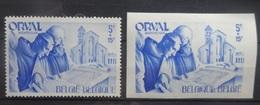 BELGIE   1941    Nr.  567 A - 567 B        Postfris **       CW  20,00