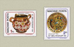 Hungary 1984. Stampday Set MNH (**) Michel: 3694-3695 / 1 EUR - Ungebraucht
