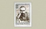 Hungary 1983. Gyula Juhász Stamp MNH (**) Michel: 3599 / 0.50 EUR - Ungarn