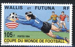 WF 1994 N. 465 Calcio Mondiali Di Calcio In Usa MNH Cat. € 3,50 - Wallis E Futuna