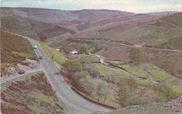 Ph-CPSM Pays De Galles Llangollen (Flintshire) Horseshoe Pass - Flintshire