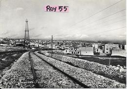 Sicilia-ragusa Panorama Pozzo N 3 Veduta Case Ferrovia Anni 50/60 - Ragusa