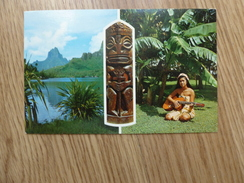 MOOREA  BAIE DE COOK - Tahiti
