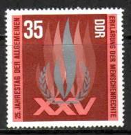 DDR 1898 Postfrisch ** (9107) - Neufs