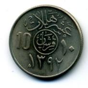 1392  10 HALALA - Qatar