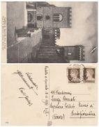 CARTOLINA CASTELLO DI QUERCETO 1931 (AL CENTURIONE….) (VP564 - Italia
