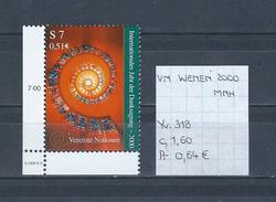 VN Wenen 2000 - Yv. 318 Postfris/neuf/MNH - Ungebraucht
