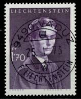 LIECHTENSTEIN 1964 Nr 439 Zentrisch Gestempelt X6A9176