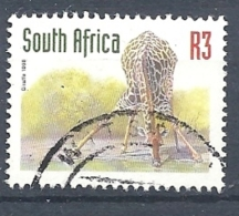 SUD AFRICA 1997 -2000 Endangered Fauna   USED - Used Stamps