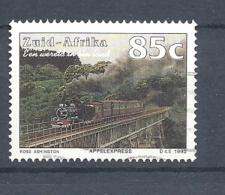 SUD AFRICA  -  1993 Tourism  TRAINS   USED - Sud Africa (1961-...)