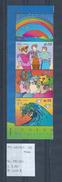 VN Wenen 2002 - Yv. 380/83 Postfris/neuf/MNH - Wien - Internationales Zentrum