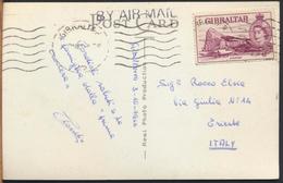 °°° 1078 - GIBRALTAR - 1956 °°° - Gibilterra