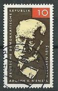 DDR  1965  Mi 1148  150. Geburtstag Von Adolf Von Menzel  Gestempelt