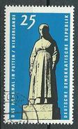 DDR  1965  Mi 1141  Internationale Mahn- Und Gedenkstättem  Gestempelt