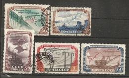 Russia Soviet Union RUSSIE USSR 1951 Industry Propoganda