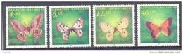 1996. Kazakhstan, Butterflies, 4v, Mint/** - Kazakistan