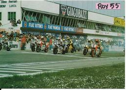 Emilia Romagna-imola Autodromo Dino Ferrari Veduta Partenza Gran Premio Motociclismo - Imola