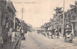 ¤¤  -  CHINE  -  SHANGHAI  -  Nanking Road    -  ¤¤ - Cina