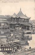 ¤¤  -  CHINE  -  SHANGHAI  -  Chinese Tea-House   -  ¤¤ - Chine