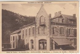 Haybes-sur-Meuse (Ardennes) - Hôtel Du Centre - 41, Grande-Rue - Guilluame, Propr. - Hotels & Restaurants
