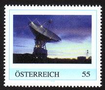 ÖSTERREICH 2009 ** Station In Der Mojave Wüste - PM Personalized Stamp MNH - Astronomie