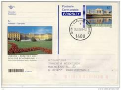 Bild - Postkarte, Ganzsache VEREINTE NATIONEN 1999, Wien,  Ref. 94