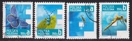 2013: Polen Mi.Nr. 4627 - 4630 Gest. (d359) / Pologne Mi.No. 4627 - 4630 Obl.