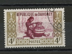 DAHOMEY : DIVERS -  N° Yvert  162 Obli