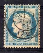 FRANCE - YT 37 CAD TRES BEAU COTE 8 €