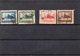 Russie 1925 - 1 Er Anniv De La Mort De Lénine  YT 332/35  Obl