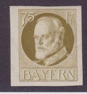 Bayern MiNr. 163BF ** - Bavaria