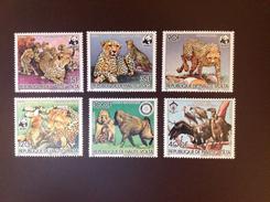 Upper Volta 1984 Protected Animals MNH