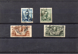 Russie 1925 -  YT 338/41 Obl