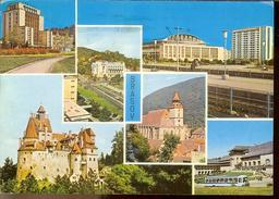 Romania, Postcard, Stationery, Code 106-71, Brasov County, Multi, Used 1971 - Entiers Postaux