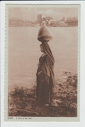 EGYPTE - A GIRL OF THE NILE