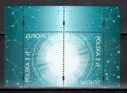 Polen / Poland / Pologne 2009 Paar/pair EUROPA **