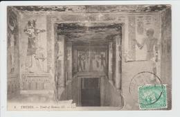 THEBES - EGYPTE - TOMB OF RAMSES III