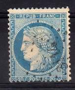 FRANCE - YT 37 OBLITERATION PC GC 3114