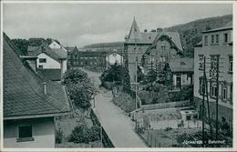 AK Jünkerath, Bahnhof, O 1940 (1303) - Altri