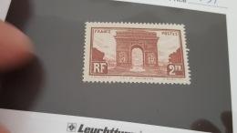 LOT 344349 TIMBRE DE FRANCE NEUF** N°258 VALEUR 95 EUROS