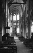 CPSM 91  ST SULPICE DE FAVIERES INTERIEUR DE L EGLISE - Saint Sulpice De Favieres