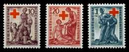 LIECHTENSTEIN 1945 Nr 244-246 Postfrisch X6F6C8E - Liechtenstein
