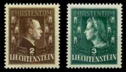 LIECHTENSTEIN 1944 Nr 238-239 Postfrisch X6F6CC6 - Liechtenstein