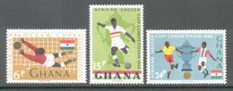 Ghana 1965 - Michel 243 - 245 **