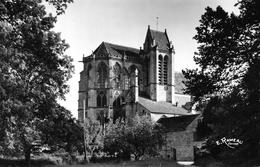 CPSM 91  ST SULPICE DE FAVIERES L EGLISE - Saint Sulpice De Favieres