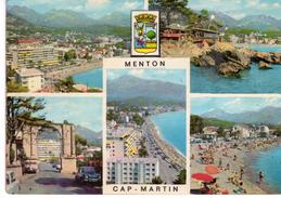 MENTON CAP MARTIN - Menton