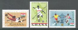 Ghana 1965 - Michel 250 - 252 **